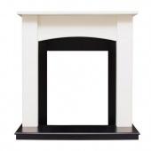 Портал Royal Flame Baltimore слоновая кость, черный