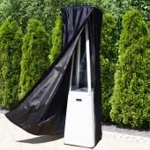 Защитный чехол Kratki для обогревателя Umbrella, черный, черный логотип
