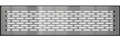 Вентиляционная решетка Kratki  Floor 9/40 стальная