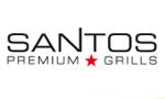 Логотип Santos premium grills