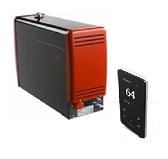 HELO Парогенератор HNS 95 T1 9,5 кВт без пульта управления T1, чёрный, артикул 002041