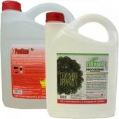 Биотопливо ассорти 10 литров (2 канистры по 5 литров)