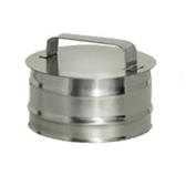 Ревизия (сталь 0,5 мм, диаметр 120 мм) RHHR120-DA