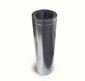 Удлинитель внутренней трубы VCR L250 коаксиальный (сталь 0,5 мм, диаметр 80х130 мм, зеркальная)