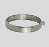 Хомут соединительный (сталь 0,5 мм, диаметр 150 мм) XSHdXX150-DA