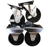 Набор колёсиков к ландшафтному камину PB1