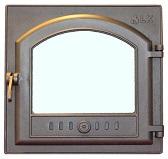 305 LK Дверца каминная герметичная со стеклом