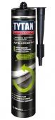 Герметик Tytan Professional для кровли битумно-каучуковый (черный) 310мл