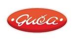 Логотип Guca