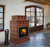 BARACCA 3,4,7 c теплообменииком, керамика с надстройкой