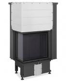 Топка Romotop Impression L 2G L 58.60.34.21 (чёрный шамот, левая)