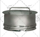 Ревизия (сталь 0,5 мм, диаметр 200 мм, матовая) RVvHR