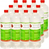Биотопливо ZeFire Expert 18 литров (12 бутылок по 1,5 литра)