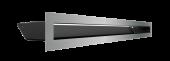 Вентиляционная решетка Kratki Люфт 6х80 стальная, 45S
