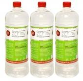 Биотопливо ZeFire Expert 4,5 литра (3 бутылки по 1,5 литра)