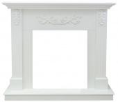 Портал Городские камины Адель белый