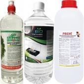 Биотопливо ассорти 3 литра (3 бутылки по 1 литру)