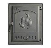 311 LK Дверца топочная герметичная глухая