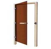 SAWO Дверь 730-3SGD, бронза, левая, без порога, 690mm х 1890mm