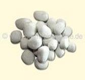 """Набор камней из керамики - """"Белый"""""""