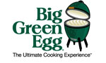 Логотип Big Green Egg