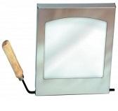 дверка со стеклом