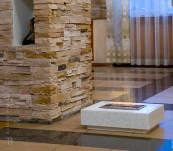 Блок-бокс 2,5 л. (Искусственный камень)