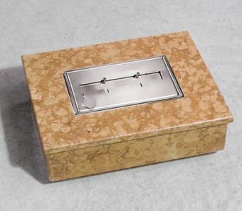 Блок-бокс 2,5 л. (Натуральный мрамор)