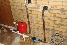 Установка отопления частного дома от печи/топки/котла
