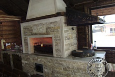 Кладка барбекю, грилей, мангала, коптильни из кирпича