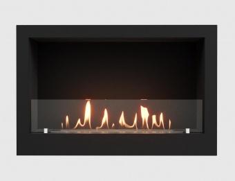 Биокамин Lux Fire Глухой 730 S