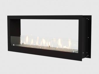 Биокамин Lux Fire Сквозной 1130 S