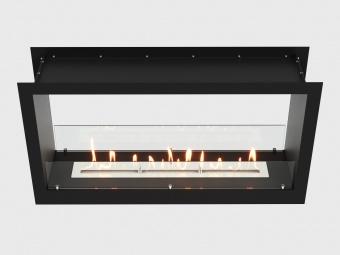 Биокамин Lux Fire Сквозной 1210 М