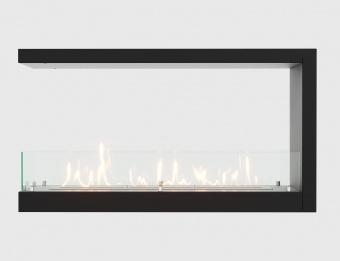 Биокамин Lux Fire Торцевой 1155 М