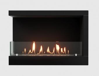 Биокамин Lux Fire Угловой 690 S левый