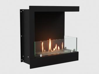 Биокамин Lux Fire Угловой 490 S правый