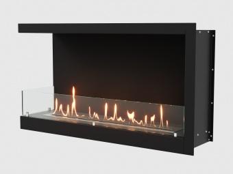 Биокамин Lux Fire Угловой 1155 М левый
