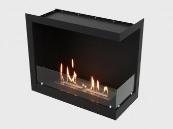Биокамин Lux Fire Угловой 755 М правый