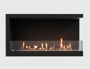 Биокамин Lux Fire Угловой 1155 М правый