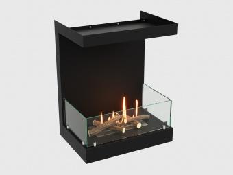 Биокамин Lux Fire Фронтальный 500 М
