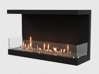 Биокамин Lux Fire Фронтальный 1100 М