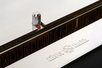 Комплект Silver Smith ниша CAPSULA Glass + кассета LUX