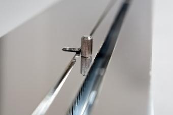 Комплект Silver Smith ниша CAPSULA Glass + кассета LUX 2