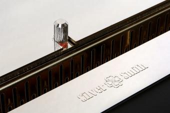Комплект Silver Smith ниша CAPSULA + кассета LUX