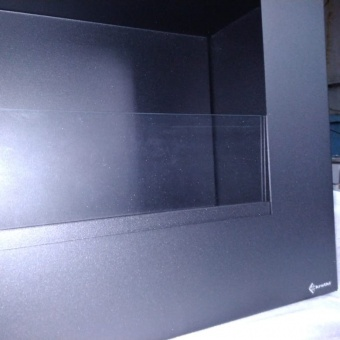 Биокамин Kratki DELTA 400/600, TUV, защитное стекло