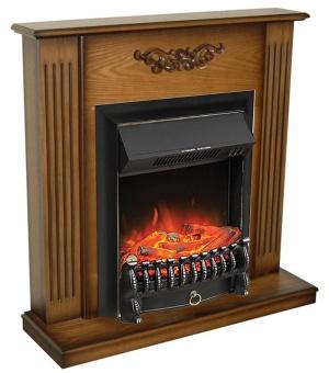 Электрокамин Royal Flame Lumsden дуб антик с очагом Fobos FX Black