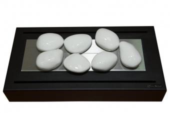 Керамические камни белые (7шт.)