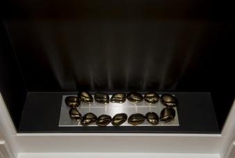 Керамические камни золото (14шт.)