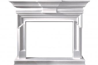 Портал Royal Flame Torino белый