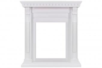 Портал Royal Flame Orlean белый под классические очаги
